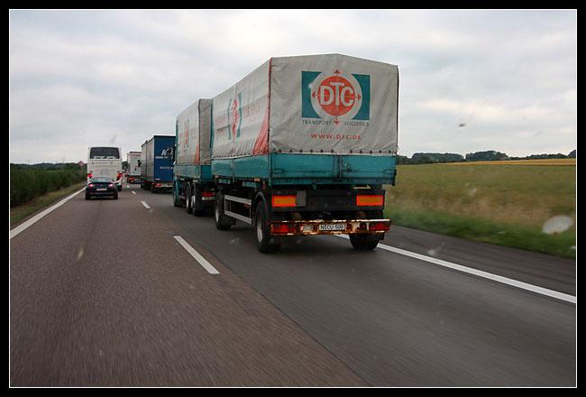 DTC transport et logistique