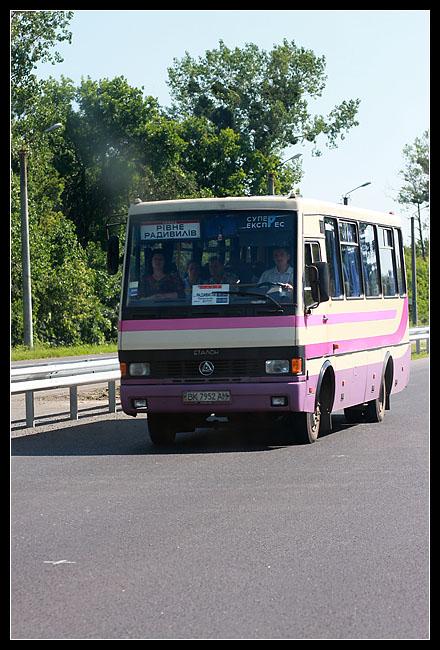 Un bus mignon